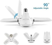 Ampoule Led E27 38W, 220V, hélice de ventilateur