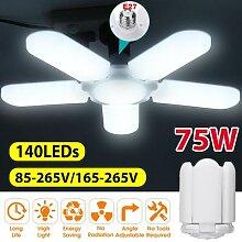 Ampoule Led E27 de 75W, AC 85-265V, lame de