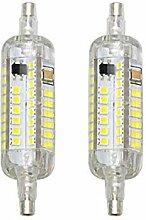 Ampoule LED R7S 10W Prise Horizontale Type J