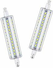 Ampoule LED R7S 118Mm 10W Blanc Chaud Ampoule