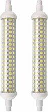 Ampoule LED R7S 135Mm 12W Projecteur Linéaire