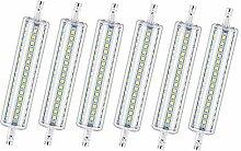 Ampoule LED R7S 15W Linéaire Lumineux Lumineux