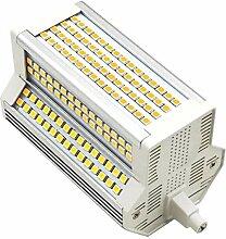 Ampoule LED R7S 50W LumièRe Chaude Dimmable 3000k