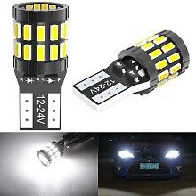 Ampoule LED T10 W5W 3014 SMD 168 194, accessoires