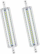 Ampoule Maïs LED 12W R7S Éclairage Intensité