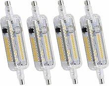 Ampoule Projecteur R7S LED 78Mm 10W Lampe À Maïs