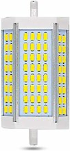 Ampoule R7S LED 118mm 30W Dimmable, 3000LM, Blanc