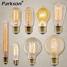 Ampoule rétro Edison, Vintage, incandescente,