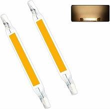 Ampoules à LED R7S, 230V Non Dimmable LED COB