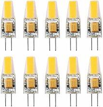 Ampoules LED G4, 3W (équivalent halogène 30W),