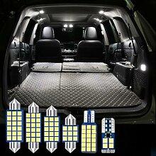 Ampoules LED intérieur de voiture pour