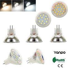 Ampoules pour Mini projecteur, lampe blanche