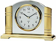 AMS 5143 Horloge de Table Classique Radio-pilotée