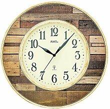 AMS 5965 Horloge Murale Radio-pilotée avec