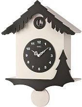 AMS Horloge coucou moderne - Style moderne - 7391