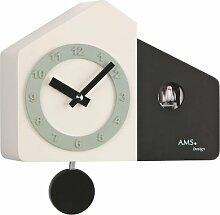 AMS Horloge coucou moderne - Style moderne - 7397