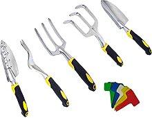 Amuzocity 5 Pièces D'outils de Jardin