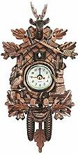 Amuzocity Horloge Coucou Vintage Horloge Murale