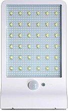 Amuzocity Lampe LED Eclairage Extérieur Lumière