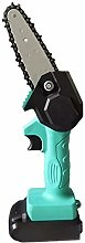 AMYZ Mini scie à chaîne Portable alimentée par