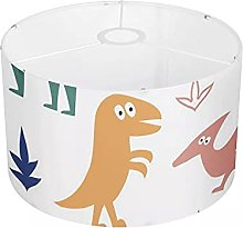 Amzbeauty Abat-jour moderne en forme de dinosaure