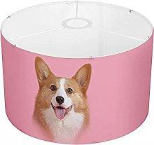 Amzbeauty Smile Dog Abat-jour moderne et chic pour