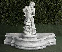Anaparra - Fontaine Murale classique en pierre