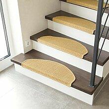 andiamo Lot de 2 Tapis d'escalier Odene en