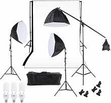Andoer-2 - Photographie Studio Eclairage Softbox