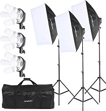 Andoer Photography Studio Portrait Product Light