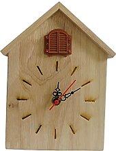 Angle&H Pendule Coucou, Horloge À Coucou Moderne
