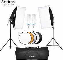 Anoer Photography Studio Softbox Tente
