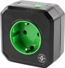 ANSMANN AES1 prise électrique avec minuterie /