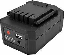 Ansmann Batterie pour lampe de poche 14.8 V