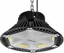 Anten 100W Projecteur LED Industriel Suspension
