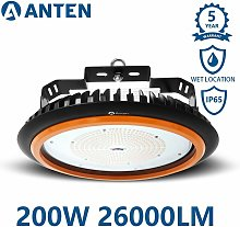 Anten 200W UFO LED Projecteur Industreil