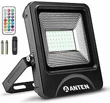 Anten Projecteur LED 50 W avec détecteur de