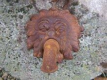 Antikas - Bec de fontaine aspect fer ancien, motif