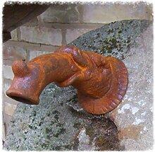Antikas - Gargouille, bec de fontaine, poisson