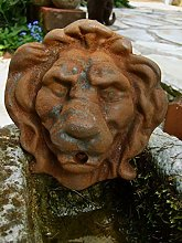 Antikas – Gargouille en forme de tête de lion