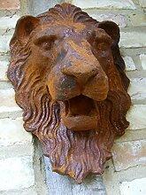 Antikas Tête de lion - Grand lion comme