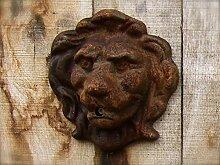 Antikas - Tête de Lion pour Fontaine Murale -