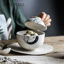 ANTOWALL – petit bol à soupe en céramique,