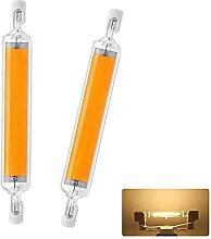 Aocase R7S LED Lampe 118mm 10W, Lumière 360