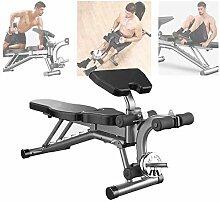 Aocay Banc de Musculation Pliable Multifonction,