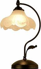 AOYANQI-Lampes de bureau Lampe de bureau rétro,