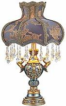AOYANQI-Lampes de bureau Lampe de table de luxe,