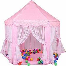 APcjerp Tente Princesse Tente Grande Tente de Jeu