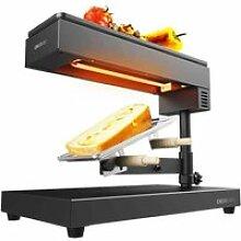 Appareil à Raclette avec Grille viande