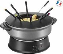 appareil à wok et Fondue pour 8 personnes 1200W